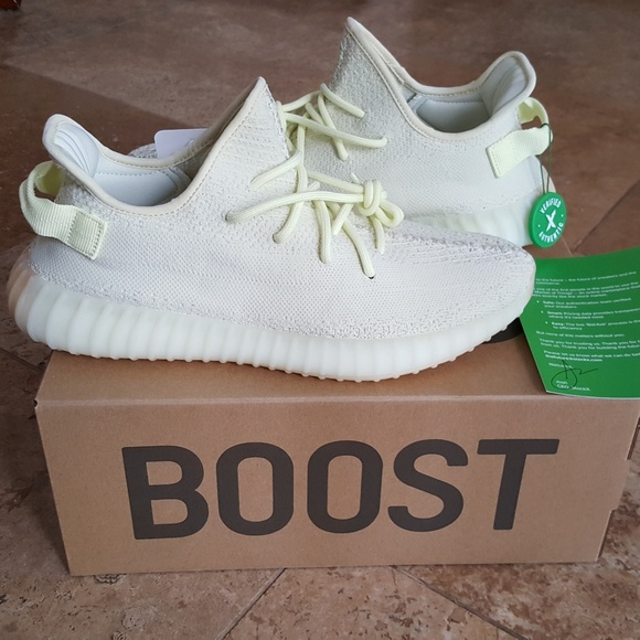 sale retailer 8f5d0 d876f Adidas Yeezy Boost 350 V2 Butter (NEED TO GO) NWT